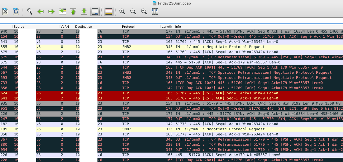 F5 wireshark 2